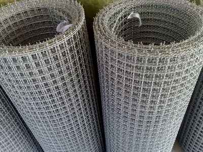 编制网(Crimpled Wire Mesh)